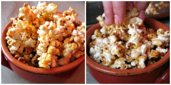 PicMonkey Collage popcorn